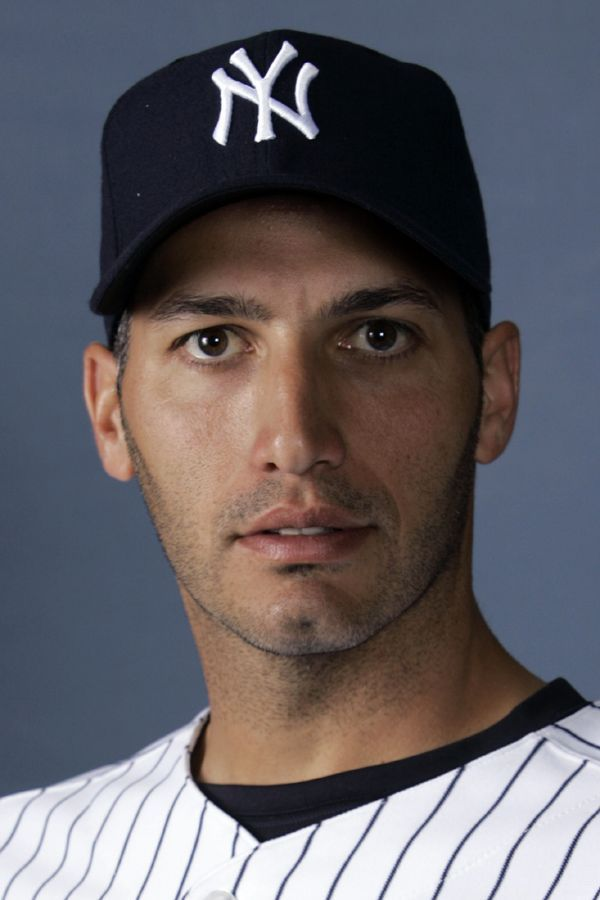 Andy Pettitte!! So glad he's back!!