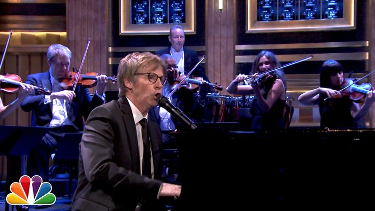 """Dana Carvey Performs """"Choppin' Broccoli"""" with Orchestra"""