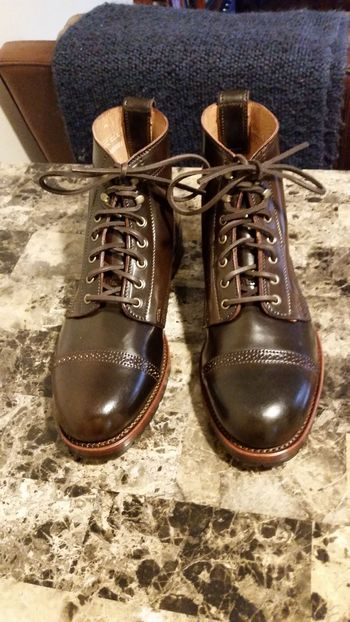 RANCOURT  Co Shoes - Made in Maine Cover Your Feet Pinterest