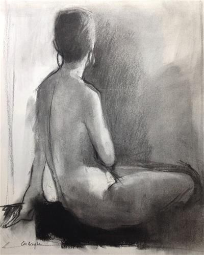 Christine Lemaster Fine Art Akte