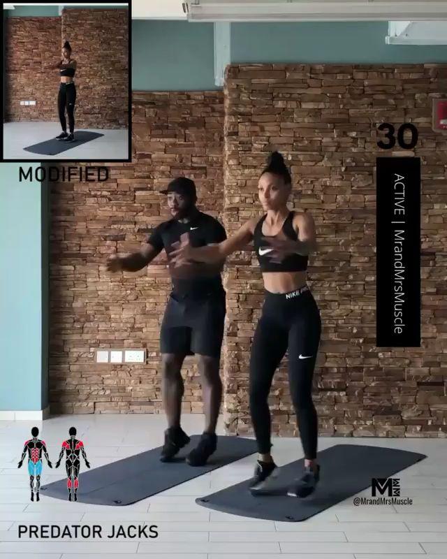 تمارين كارديو حرق دهون Video Fitness Workout For Women Hiit Cardio Workouts Full Body Hiit Workout