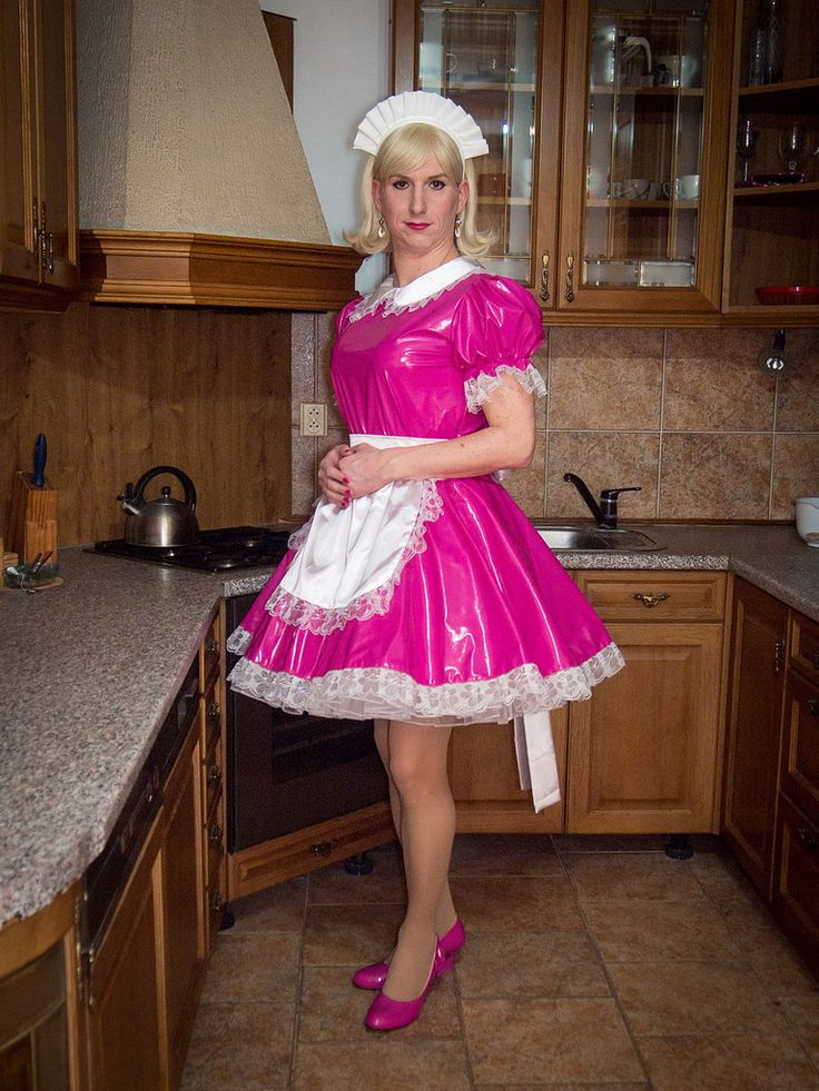 from Terrell transgender maids dress