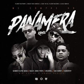 Urban-Music-Word: Quimico Ultra Mega Ft. Black Point, Arcangel, Bad ...