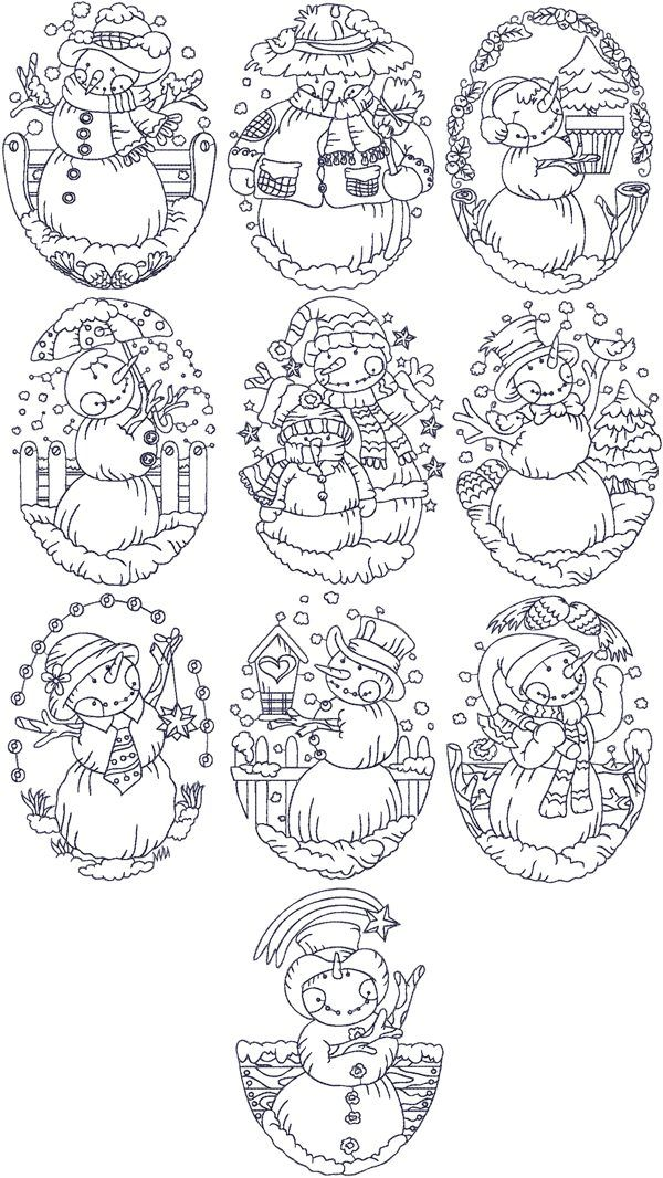 Images about advanced coloring christmas on