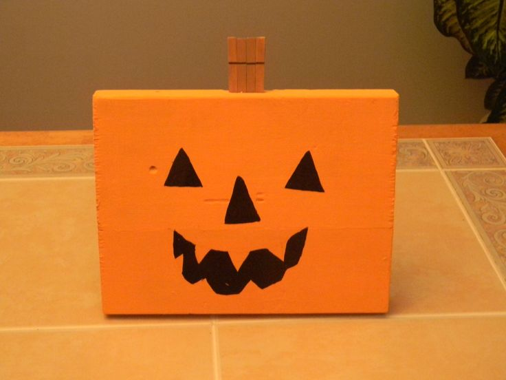 Pumpkin decoration, Halloween, handmade art. 12$ at www.nancy-cie.com