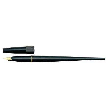 Carbon Desk Fountain Pen - Extra Fine