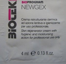 PRODUCT CHARACTERISTICS: Newgex is an eyebrow aftercare cream for use immediately post treatment and for homecare use as well With the active ingredient Cetrimide, which has antibacterial properties, it has a powerful hygienic action. Dimethicone soothes itchiness and remedies skin irritation. Glyceryl Stearate acts as a lubricant on the skin's surface giving it a soft and smooth appearance As a consequence, the healing process is more comfortable and less inconvenient for the client Not...