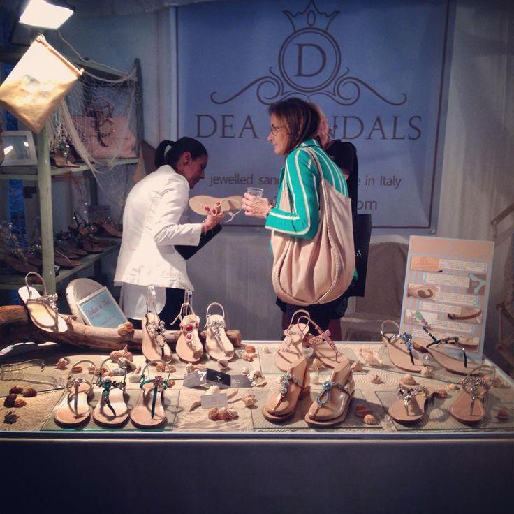 Dea Sandals Capri, artigianato made in italy in villa Bottini Lucca 12/13/14 settembre ingresso libero. uno scorcio della nostra esposizione. shop online www.deasandals.com #fashioninflair #deasandals #sandaligioiello #sandalicapri