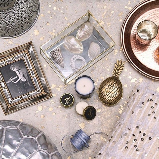 Metallics are all the rage this season. Thank you for including our Gabriella Photo Frame @zohiinteriors #homewares #interiorinspiration #decor #interiors #interiorstyling