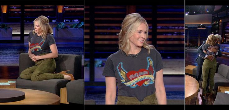Get The Look: Chelsea Handler's Fashion & Style on Her Netflix Show