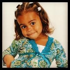 Baby Asia Ray the little cutie