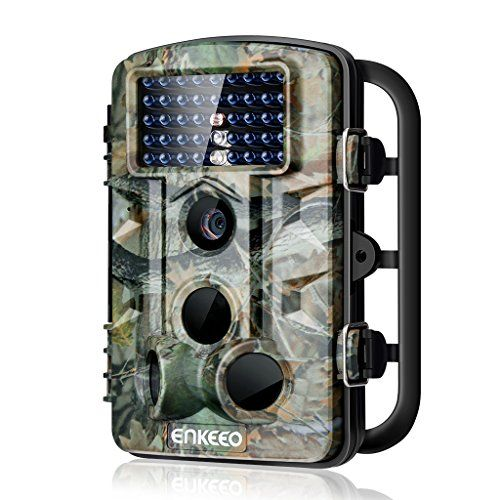 """Enkeeo PH730S Trail Game Camera 1080P 12MP Wildlife Hunting Camera Infrared Night Vision IP54 Water Resistant with 0.2s Trigger Time 2.4"""" LCD Screen Time Lapse   http://huntinggearsuperstore.com/product/enkeeo-ph730s-trail-game-camera-1080p-12mp-wildlife-hunting-camera-infrared-night-vision-ip54-water-resistant-with-0-2s-trigger-time-2-4-lcd-screen-time-lapse/"""