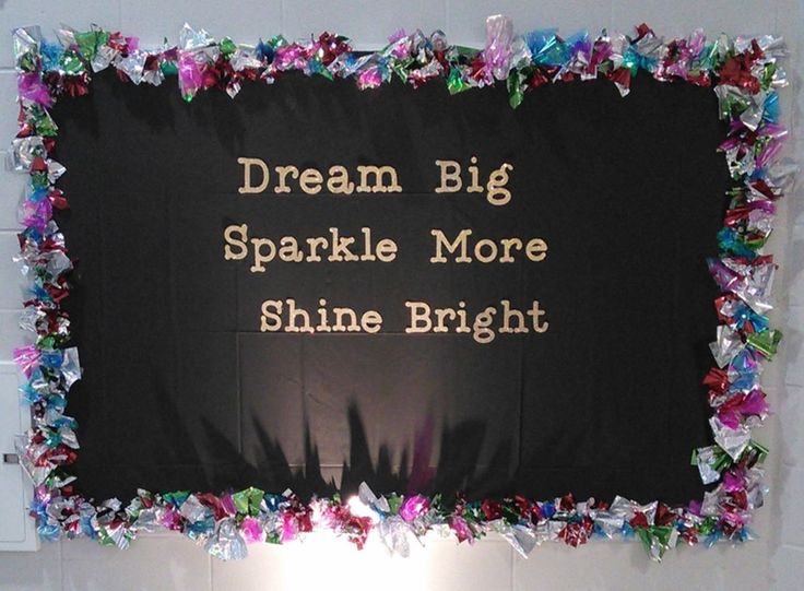 Sparkle Bulletin Board - What's Working Wednesday - Elementary AMC