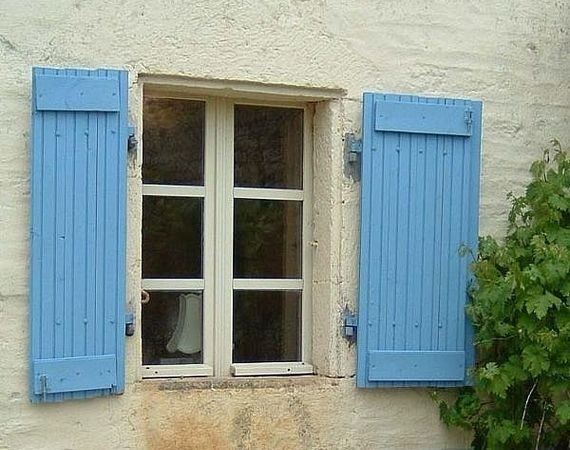 Best 25 rustic shutters ideas on pinterest wood - How to make wood shutters exterior ...