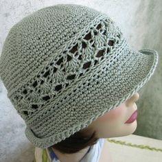 Verano sombrero de ala ancha de las mujeres del por kalliedesigns