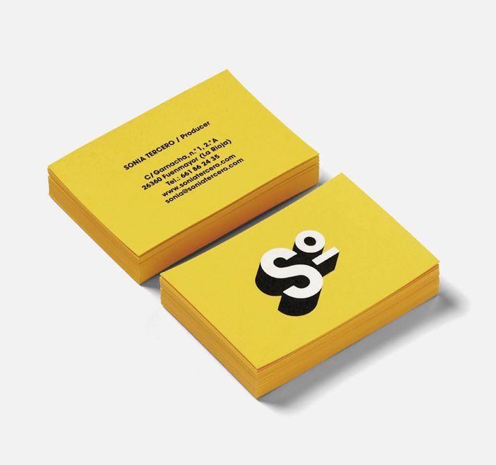 brand and identity for Sonia Tercero / designed by Moruba