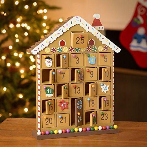 33 best christmas advent calendar images on pinterest christmas crafts christmas deco and. Black Bedroom Furniture Sets. Home Design Ideas