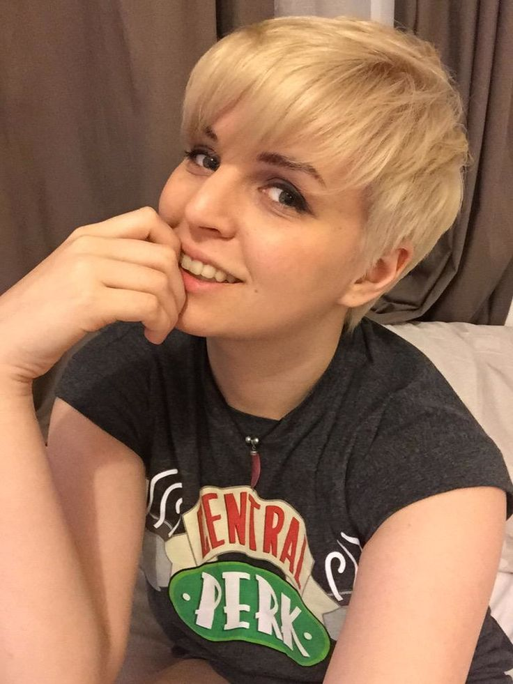 I think this is it. This is the haircut I'm going to get. And it helps that I also have a round face like Emma Blackery. Here goes nothing...