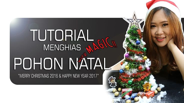 """MENGHIAS POHON NATAL PAKE SULAP! - Merry Christmas...  Natal tahun ini akan terasa spesial buat saya.. Sangat spesial.. Karena doa Natal yang akan saya panjatkan adalah sebuah doa yang berisi harapan seluruh rakyat Indonesia.. Dan inilah satu persembahan kecil dari saya.. """"DAMAI INDONESIA-KU"""" Saya Cecil Danielo Welcome to my world........ FIND ME : Instagram : @cecildanielo Twitter : @cecildanielo"""