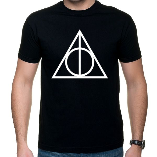 Insygnia śmierci koszulka - Harry Potter
