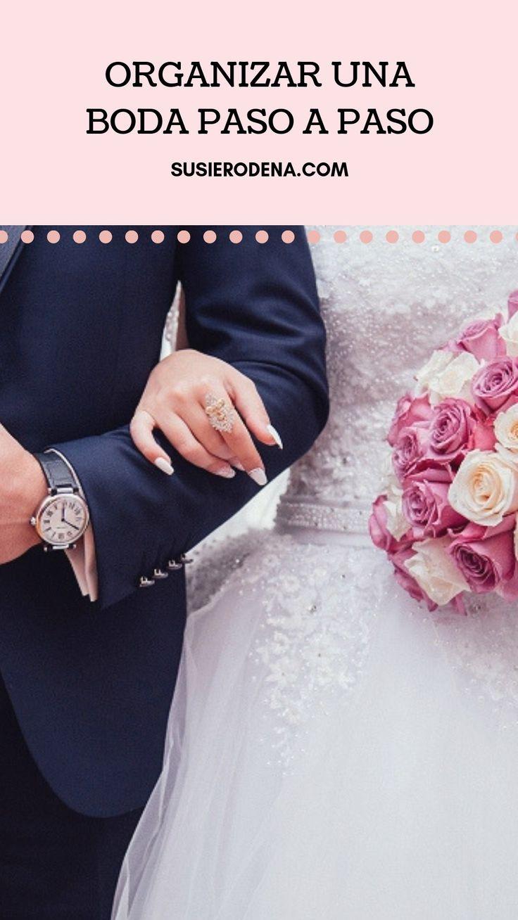 Cómo organizar una boda paso a paso – Guía completa