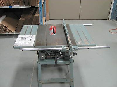 "Delta/Rockwell 10"" Contractors Table Saw for USD195.00 #Home #Garden #Tools…"