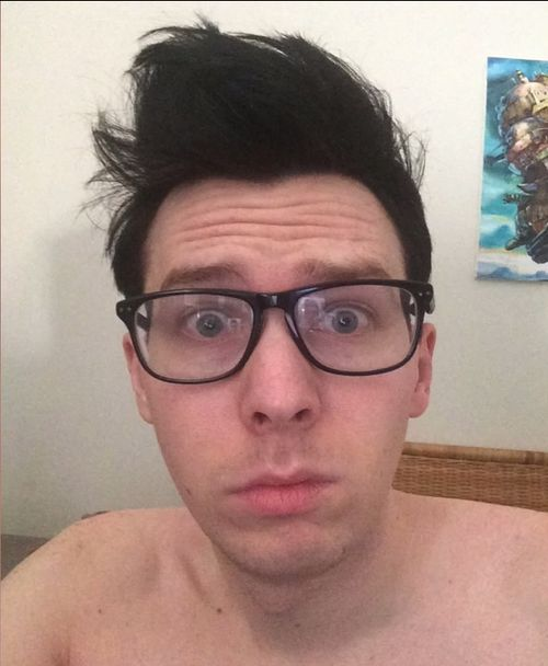 The OFFICIAL Quiffology Of Phil Lester's Hair - We The Unicorns