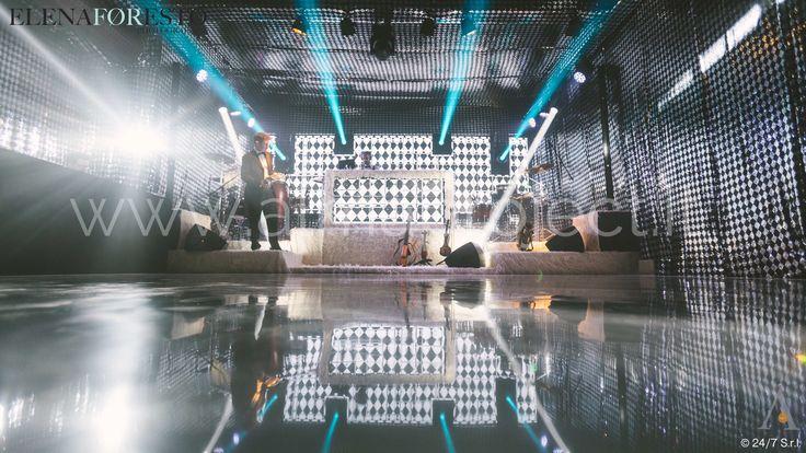 ALMA PROJECT 24/7 @ LILLIANO - Brillian Night - Stage - Eva Monitor - Led Wall 2 - Elena Foresto - #BrilliantGalaNight
