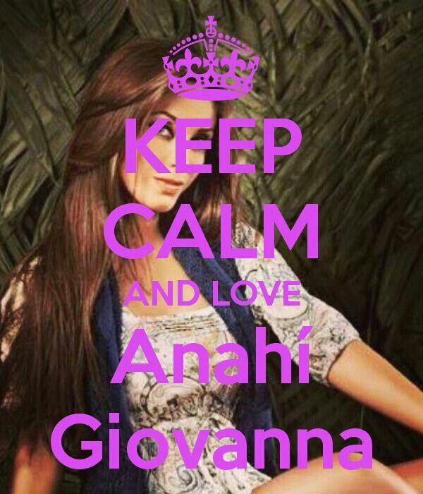 Keep calm: Anahí Giovanna (14)