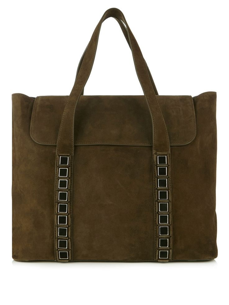 Womens Square-Detailed Shoulder Bag Tomasini 8fxGrTBCZ