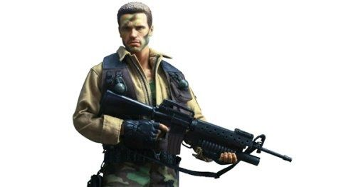 Predator: Major Alan Dutch Schaefer 1/6th Scale Figure  (Arnold Schwarzenegger)