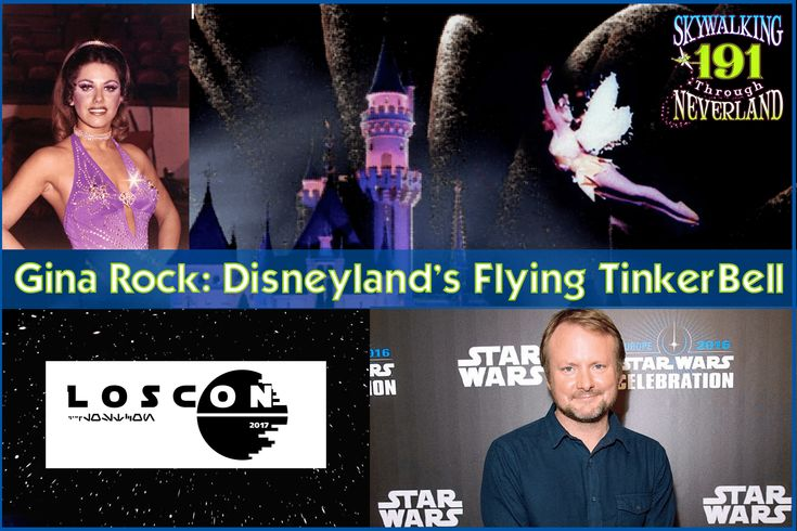 NEW EPISODE 191 features Gina Rock, Disneyland Today's Flying #tinkerbell from 1983 to 2005!! We also discuss the latest Star Wars news regarding Rian Johnson taking over a new trilogy and a live-action tv show.  https://www.retrozap.com/skywalking-through-neverland-191-gina-rock-disneylands-flying-tinker-bell/?utm_content=buffer643aa&utm_medium=social&utm_source=pinterest.com&utm_campaign=buffer