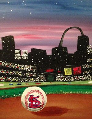 Feeling creative? Join us for the first ever Paint Day at Busch Stadium on Sunday, May 3rd vs the Pirates. With guidance from the creative folks from Paint Nite, fans who purchase the special Paint Day Theme Ticket will enjoy a pre-game paint class and create your own, exclusively designed Cardinals Baseball painting. We provide everything you need: canvas, paints, brushes and even a smock. No painting experience is needed - You'll use acrylic paint in primary colors and go home with your…