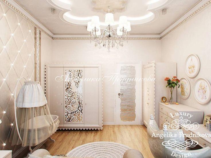 Дизайн квартиры в стиле арт-деко на Малой Бронной - фото