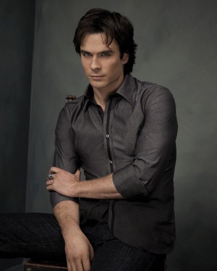 Young Ian | Ian somerhalder, Gossip girl, Damon salvatore