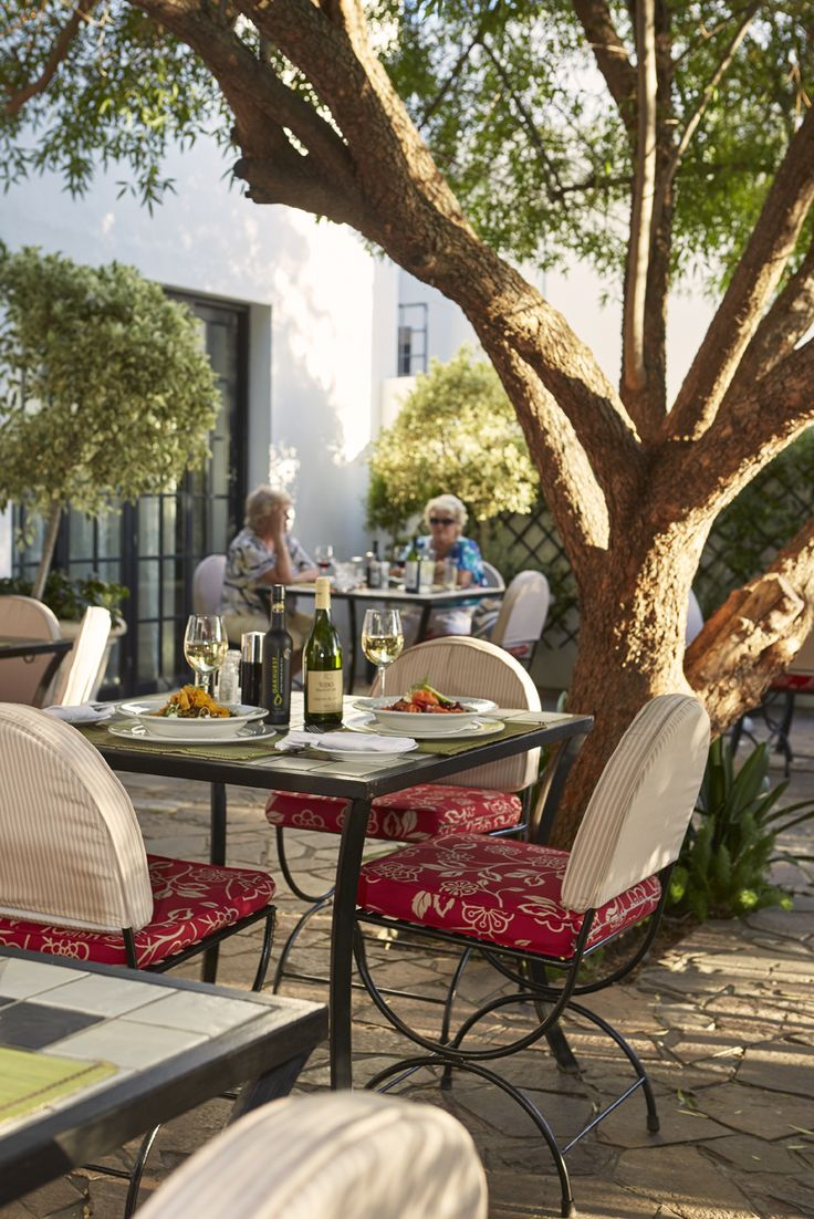 The Olive Terrace Bistro