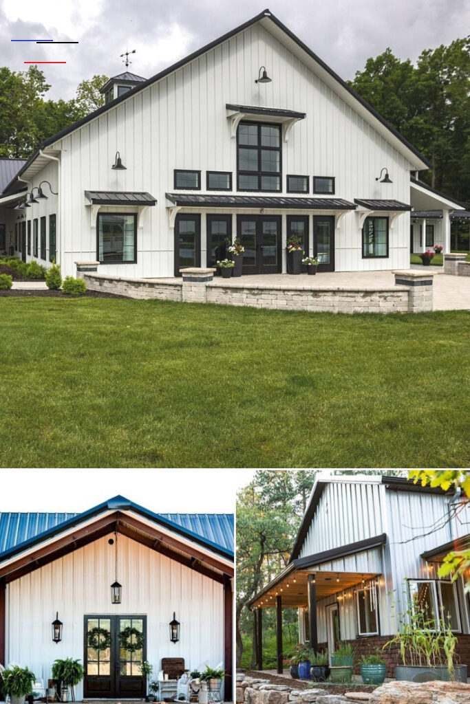 Barndominiumideas Casas Casitas The Ranch