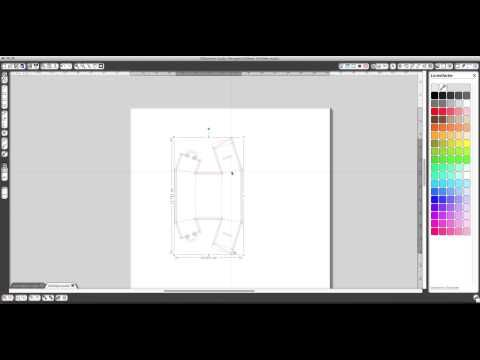 Anleitung Verpackung in Silhouette Studio DE Teil2/2