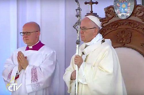 El Rincon de mi Espiritu: Texto completo de la homilía del papa Francisco en...