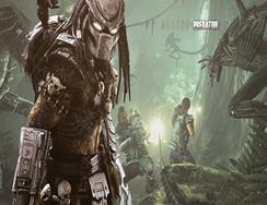 Aliens Vs Predator Game HD Wallpaper