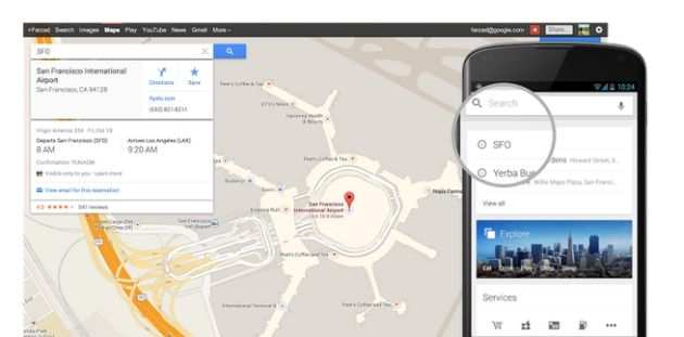 Google brings flight, hotel and restaurant reservations to Maps for iOS - http://www.aivanet.com/2013/12/google-brings-flight-hotel-and-restaurant-reservations-to-maps-for-ios/