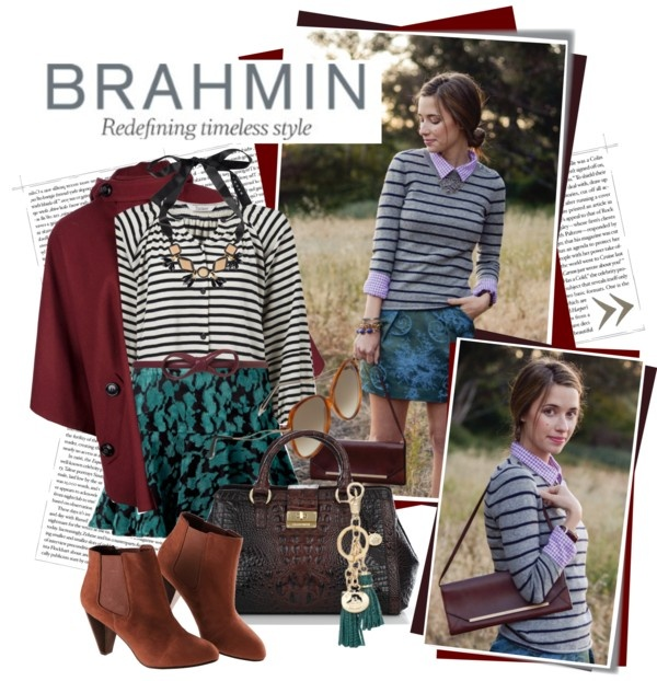"""""""How do you wear your Brahmin?"""" by ashley-rebecca on Polyvore"""