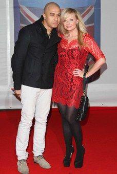 Jade Jones and Emma Bunton age gap - Celebrity couples: Guess the ...