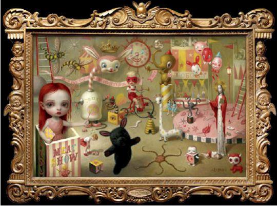 マーク・ライデン Mark Ryden  夢とリアルを融合させるアーティスト | BIRD YARD                                                                                                                                                                                 もっと見る