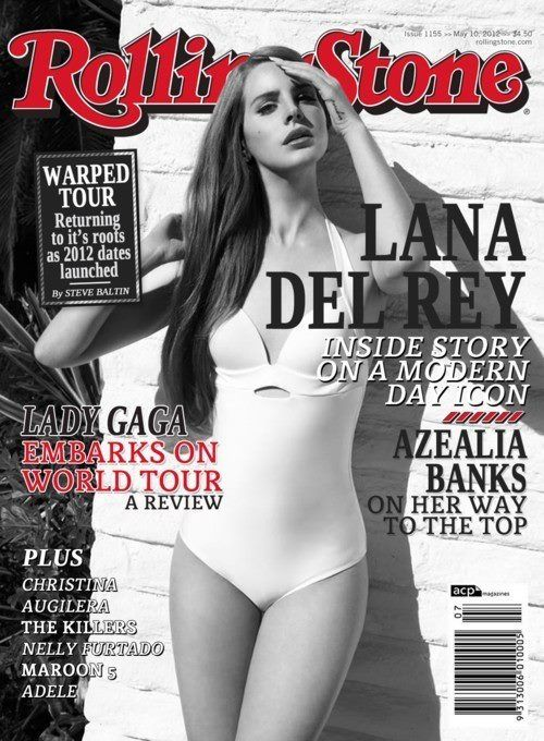 Lana Del Rey for Rolling Stone Magazine