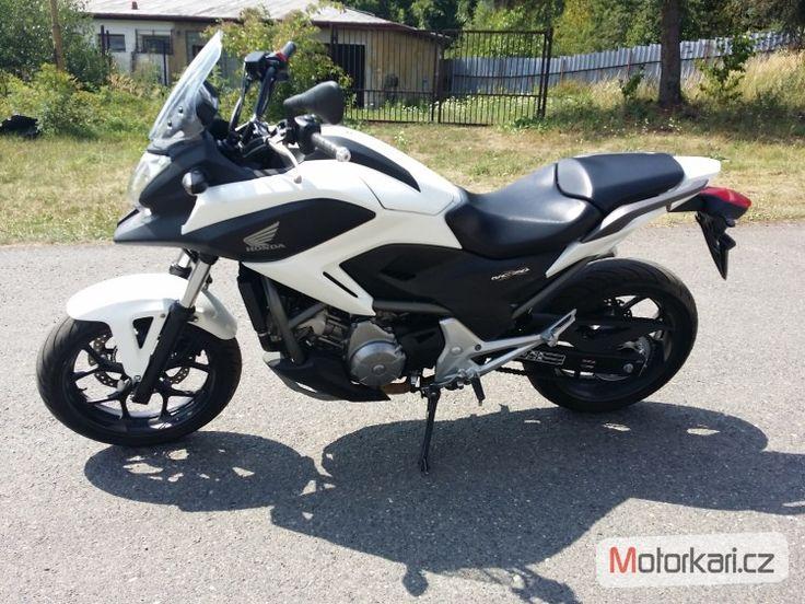 Honda NC 700X ABS | Motorkáři.cz