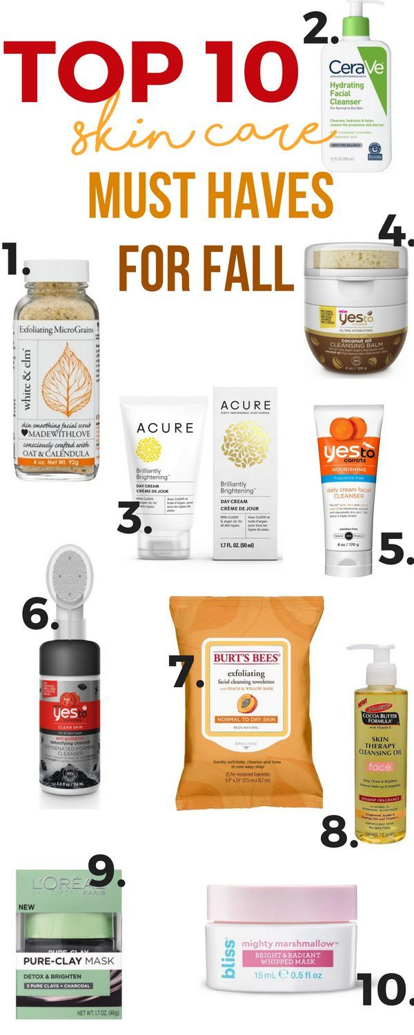 These Are My Top 10 Skincare Products For The Fall Change Up Your Skincare Routine To Adapt To The Weather Yo Skin Care Fall Skincare Routine Autumn Skincare
