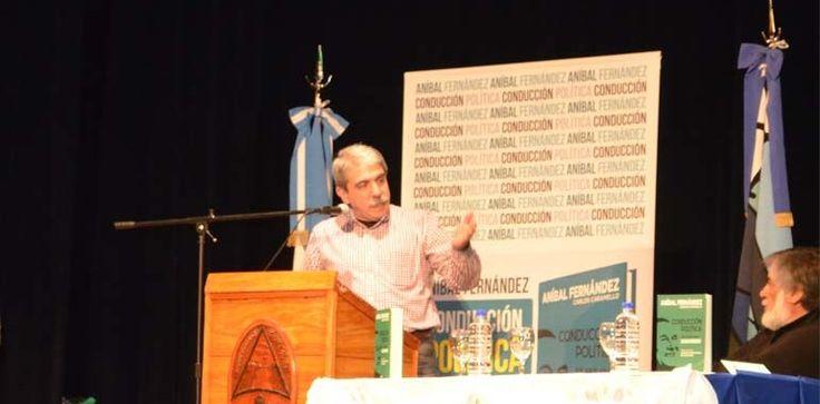 Un soldado peronista en la Patagonia: El Senador Aníbal Fernández