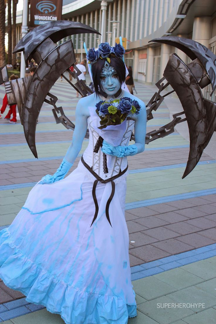 Ghost bride Morgana, leauge of legends. | League of ...