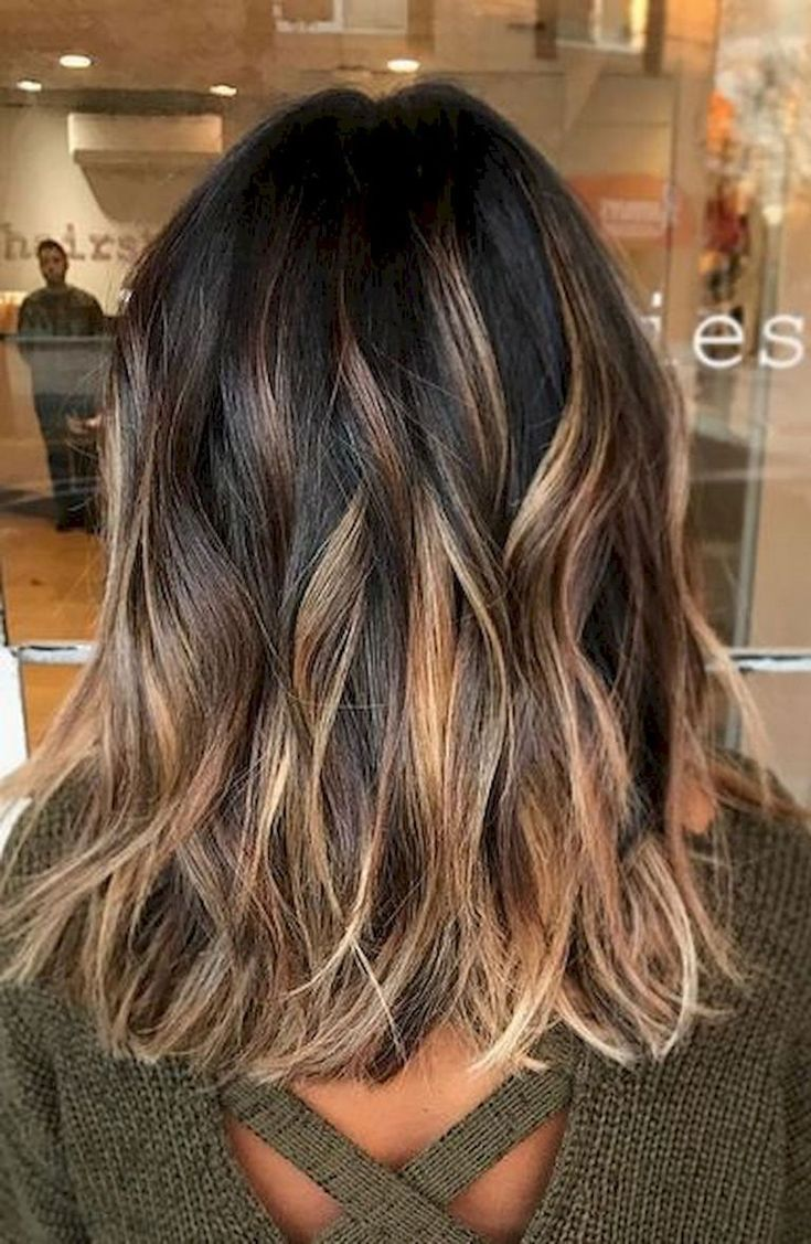 The 25 Best Crazy Hair Color Ideas For Brunettes Ideas On